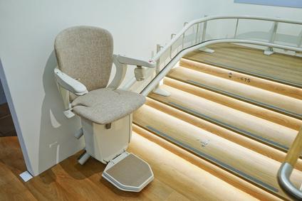Quel intérêt d'acheter un monte escalier ?
