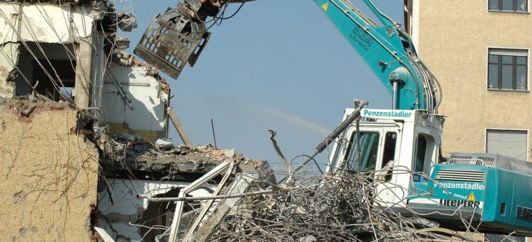 Les démolisseurs, des professionnels spécialisés