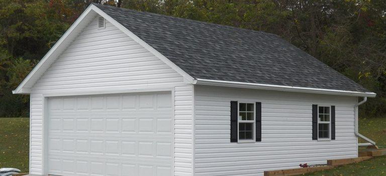Comment est calculé le prix de la construction d'un garage en bois ?